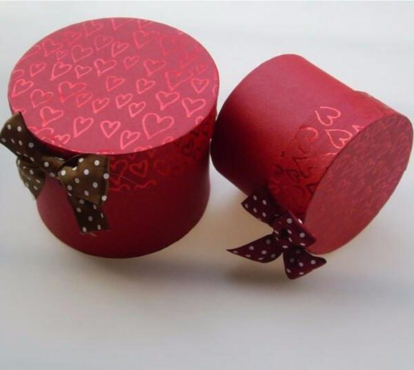 Jewellery packaging for wedding