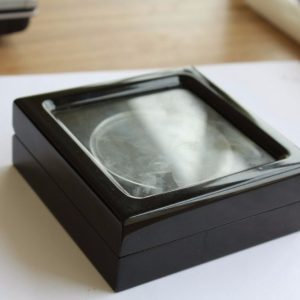 black-wood-coin-box-with-clear-window-and-plastic-tray-02