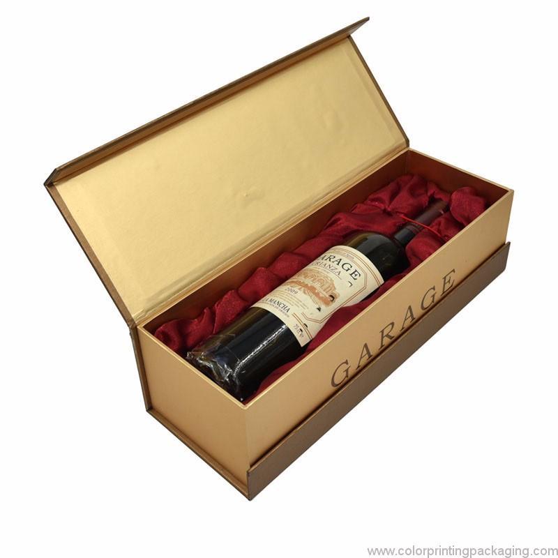 Gift Box For Wine Glasses