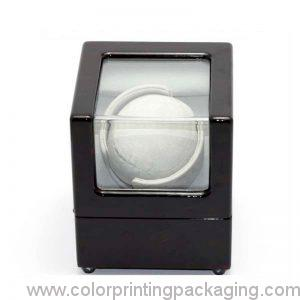 wooden-lacquer-glossy-finished-watch-box-rotating-with-window-01